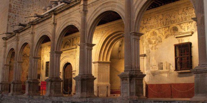 Ex Convento Agustino de Santa María Magdalena en Cuitzeo