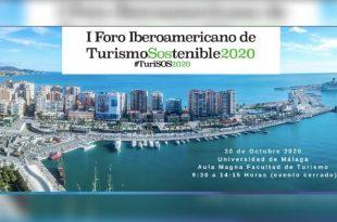 I Foro Iberoamericano de Turismo SOStenible