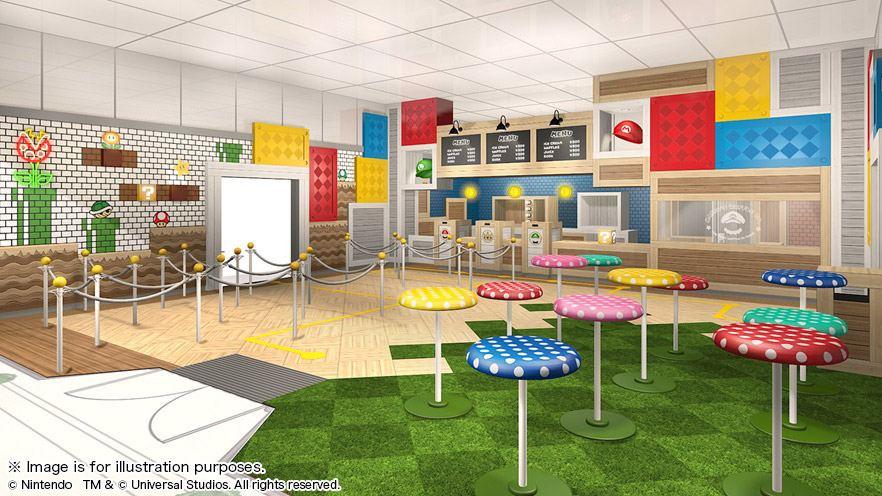 Mario Café & Store 2