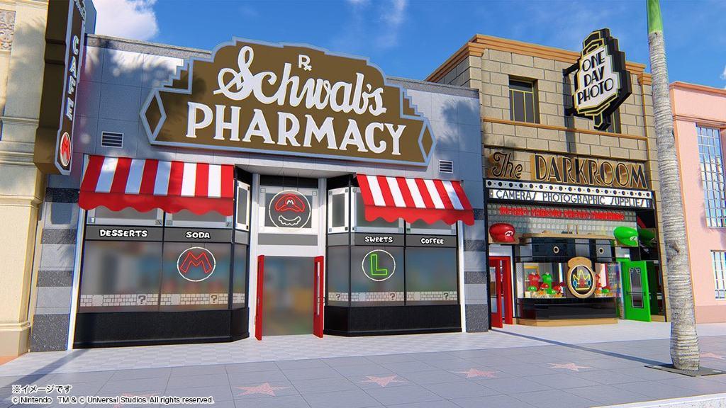 Mario Café & Store 3