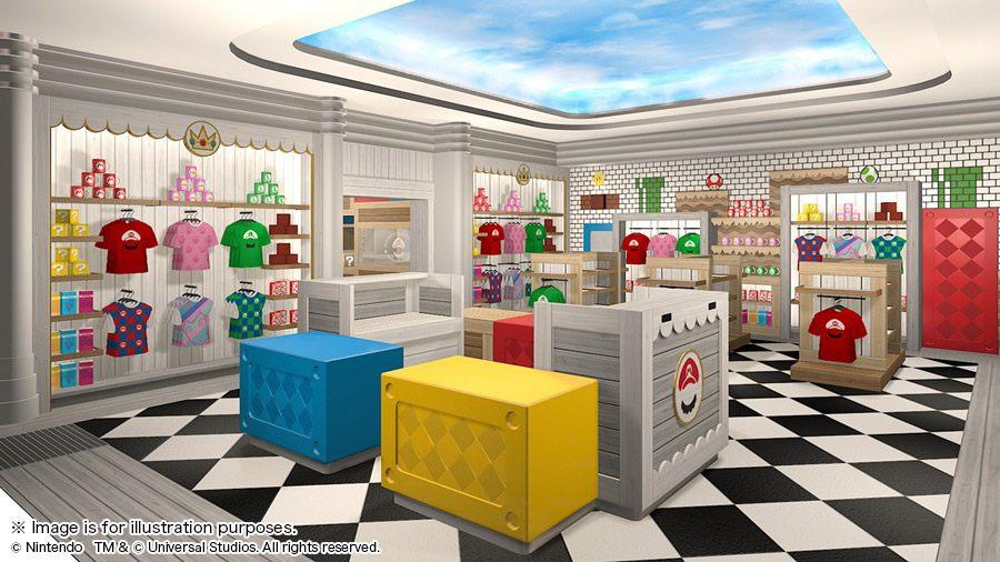Mario Café & Store