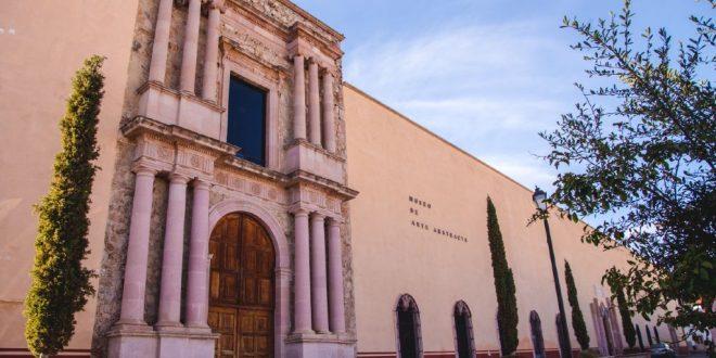 Museo Manuel Felguérez en Zacatecas