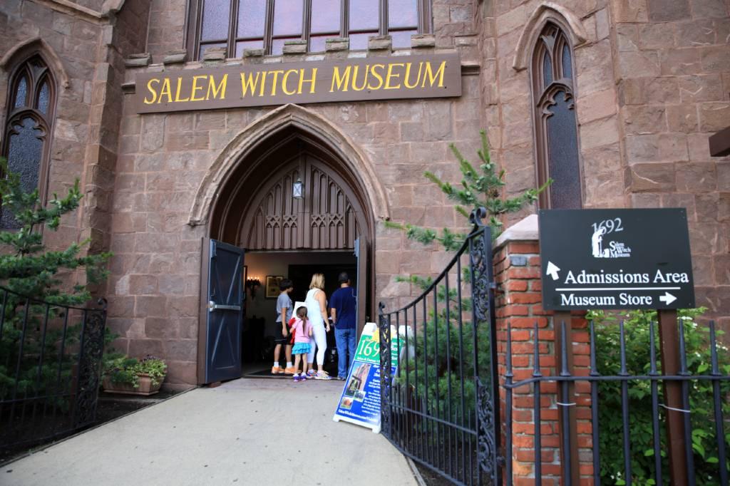 Museo de la Brujería de Salem