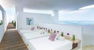 Spa Mar Abierto en Encanto Acapulco hotel