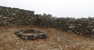 Vestigios Arqueológicos en Mallki Machay