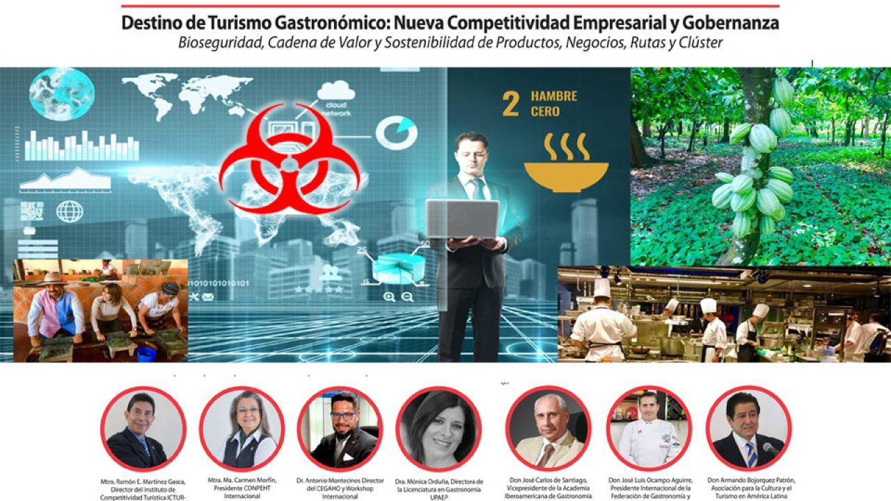"""Workshop Internacional """"Destino de Turismo Gastronómico"""" - Entorno Turístico"""