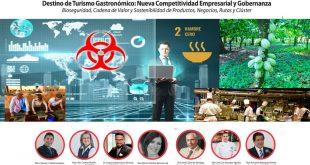 Workshop Internacional Destino de Turismo Gastronómico portada