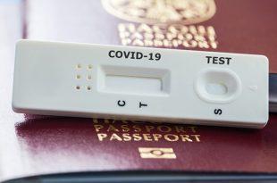 prueba rápida de Covid-19