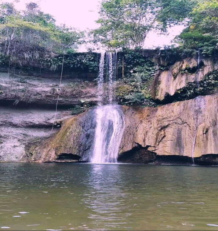 Cascada Salto de Oro, Pedro Carbo, Guayas