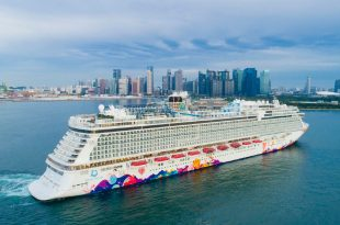 Crucero Genting Dream de la compañía Dream Cruises