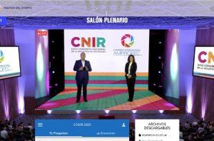 Inauguración Pre Congreso CNIR 2020 y CIA