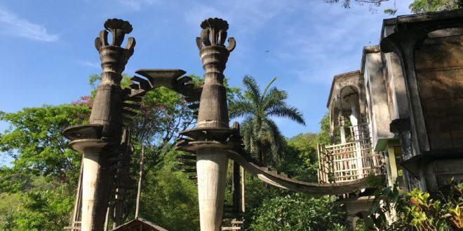 Jardín Escultórico Edward James Foto de joe Richaud