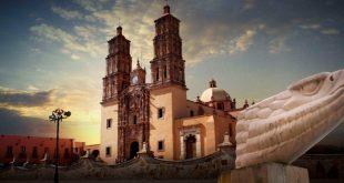 Parroquia de Nuestra Señora de los Dolores en Dolores Hidalgo, Guanajuato
