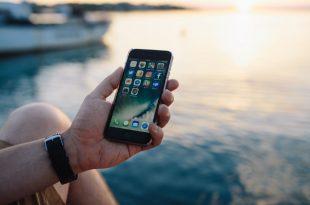 Utilizando un smartphone en destinos turísticos