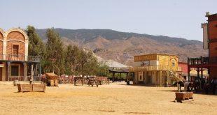 Locación de cine en Almería