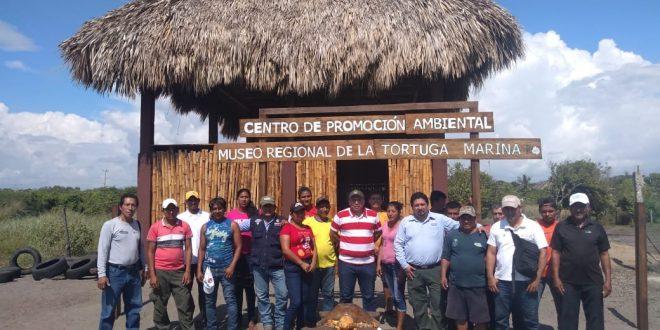 Museo Regional Comunitario de la Tortuga Marina en Chiapas