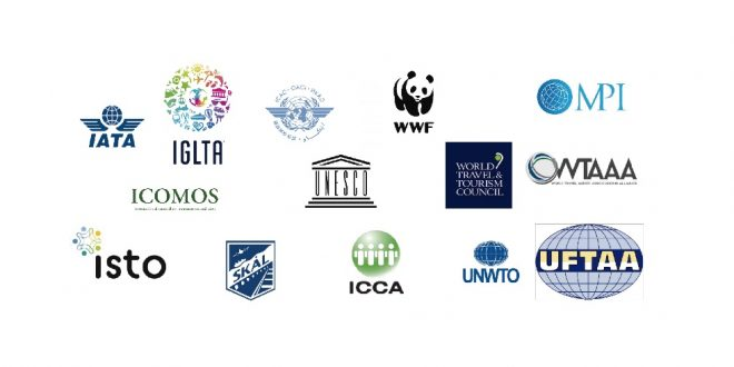 Organismos de turismo a nivel internacional