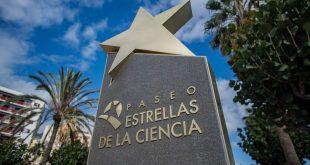 Paseo estrellas ciencia