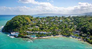 Round Hill Aerial, Jamaica