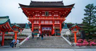 Santuario en Japón