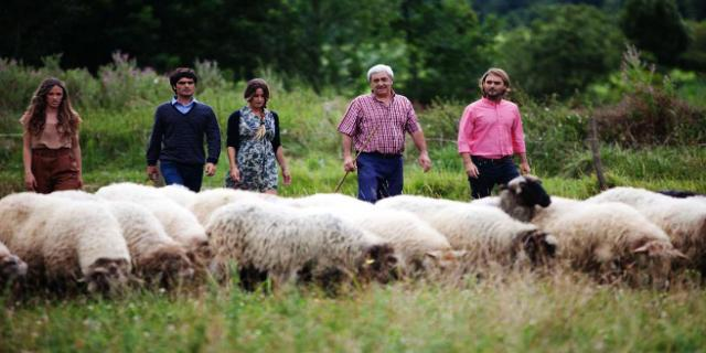 pastor por un dia Urkiola