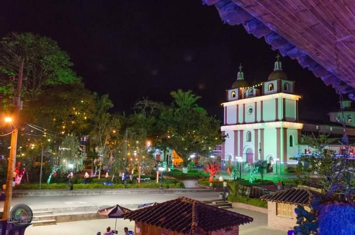 Cabecera urbana municipio de Carolina del príncipe