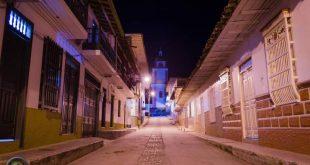 Calles coloniales Carolina del príncipe