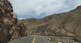 Carretera hacia Nazca 2