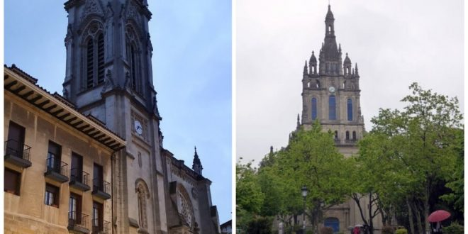 Catedrales Vascas