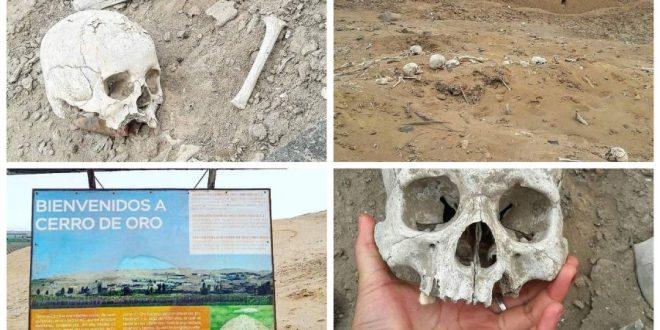 Collage Cerro de Oro en Perú