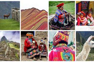 Collage Cultura Andina
