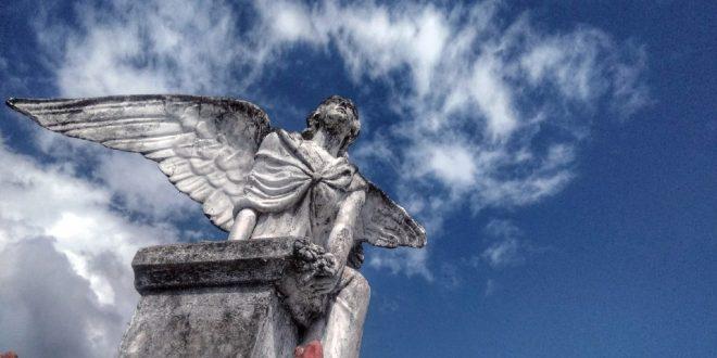 En el cementerio general de Campeche