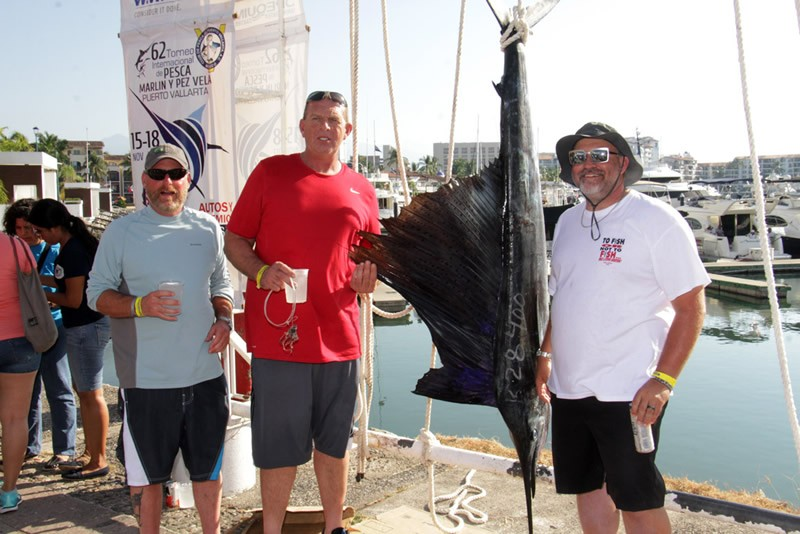 Pesca deportiva en Vallarta