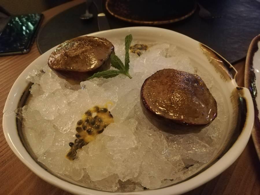 papua foie