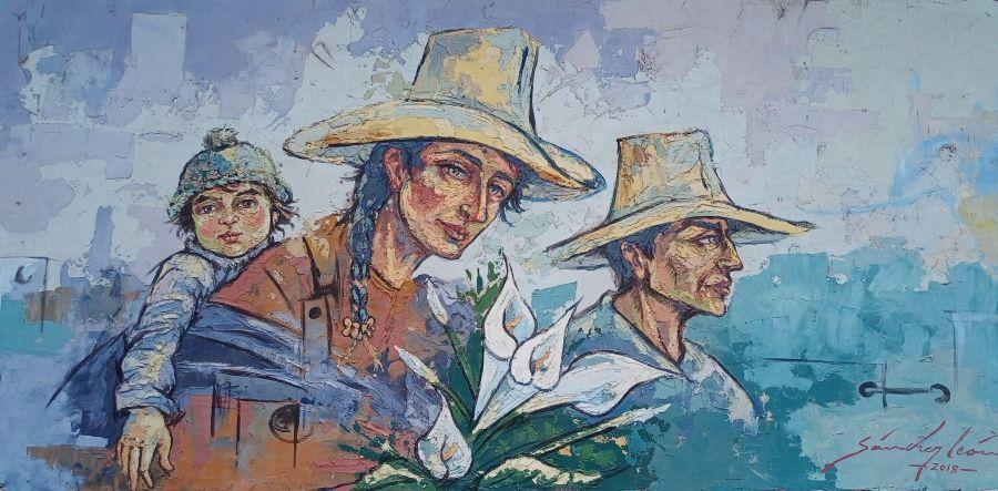 Artista de José Sánchez León 2