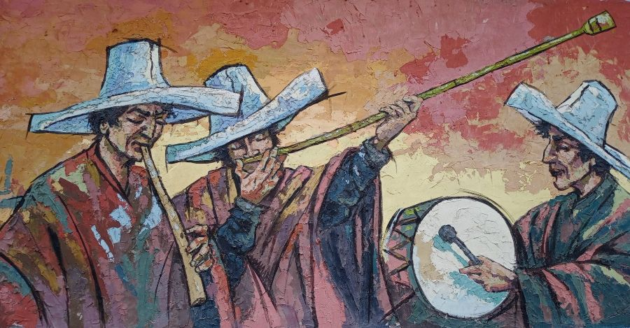Artista de José Sánchez León