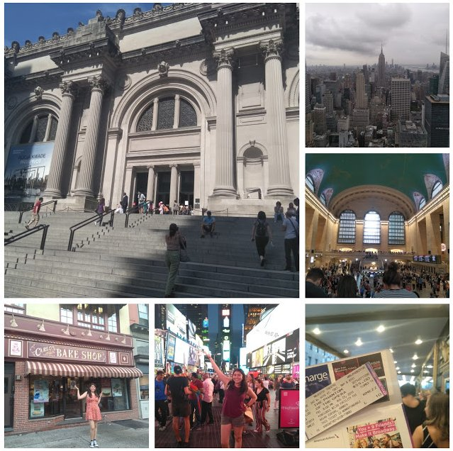 Collage Nueva York Hannia Rojas 2