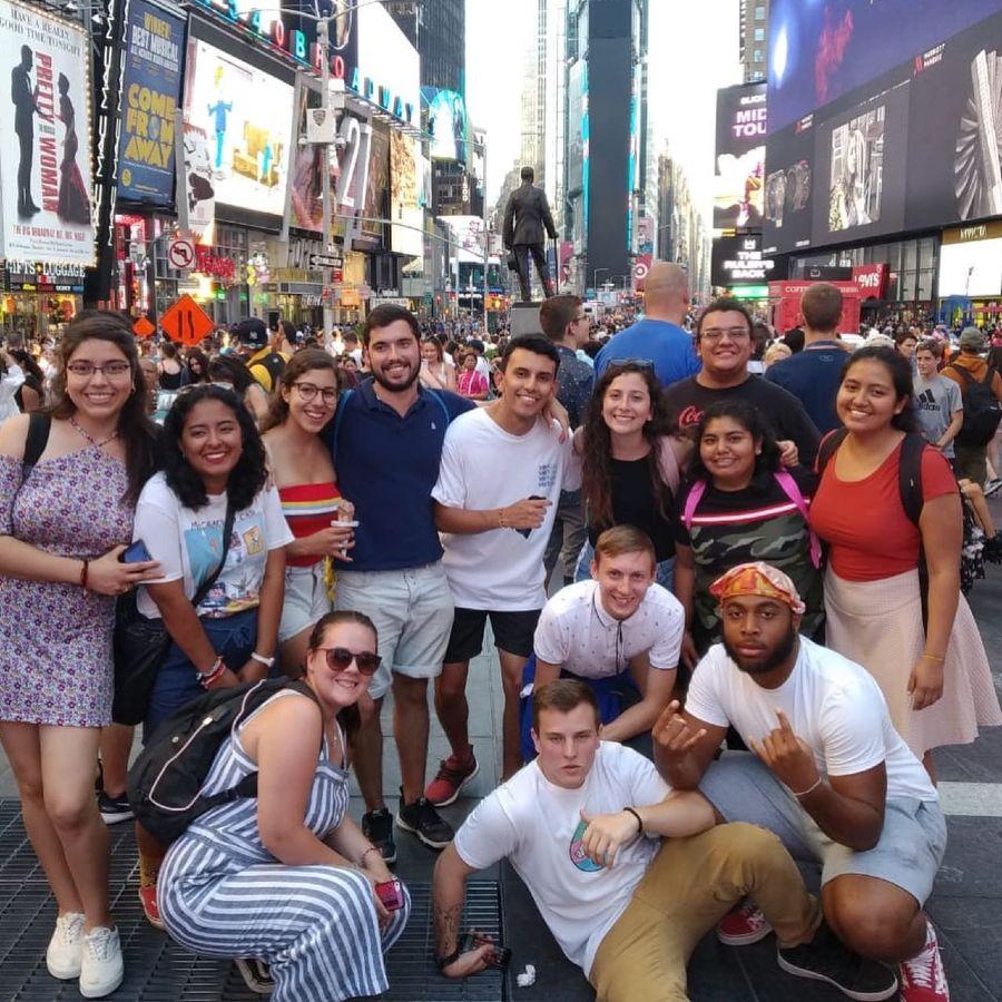 De viaje por New york