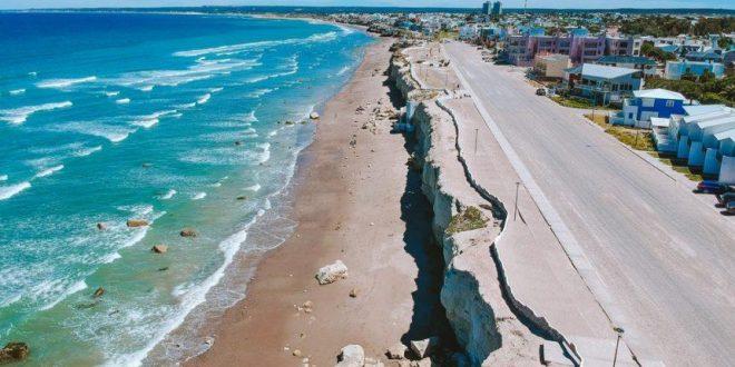 Playa de Las Grutas, Argentina