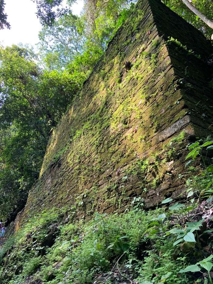 Ruinas de la Ciudad Perdida de Falan