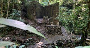 Ruinas de las Minas de Santa Ana