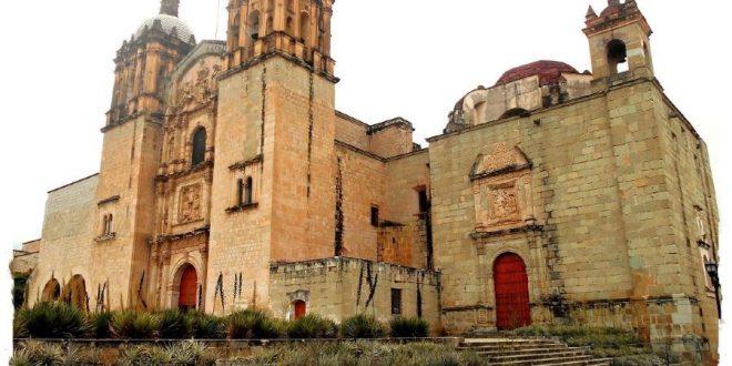 Templo de Santo Domingo, Centro Histórico de Oaxaca