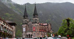 Basílica en Covadonga