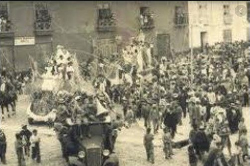 Cajamarca en el 1930