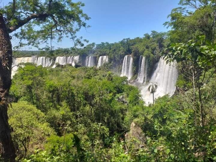 Cataratas del Iguazú Salto San Martín