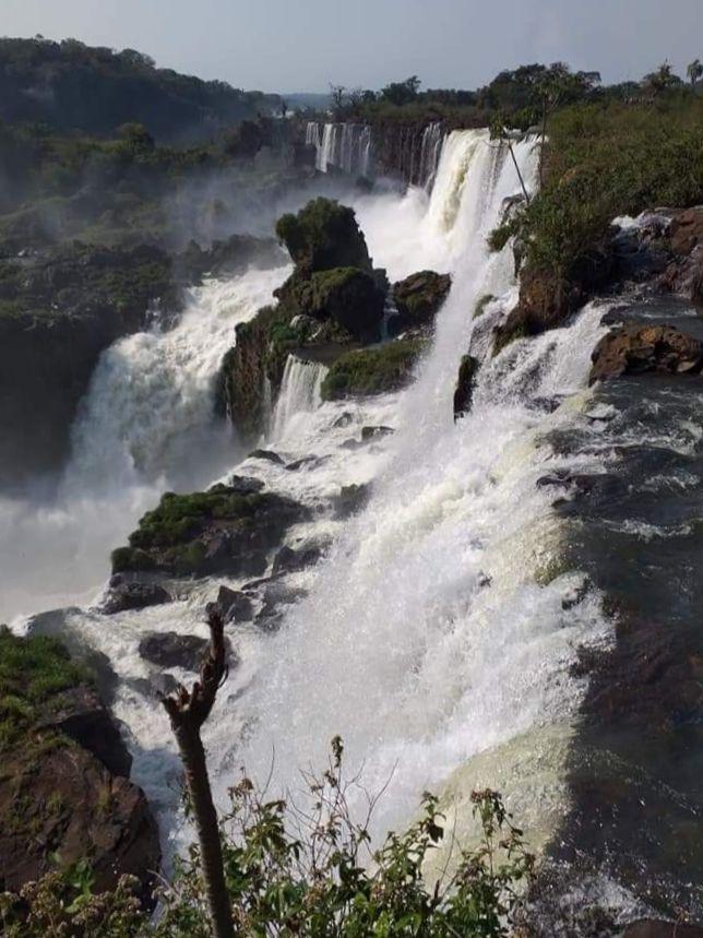 Cataratas del Iguazú. SALTO I