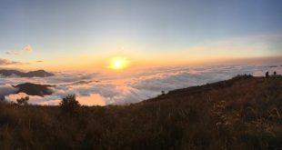 Cima del Cerro Puñay