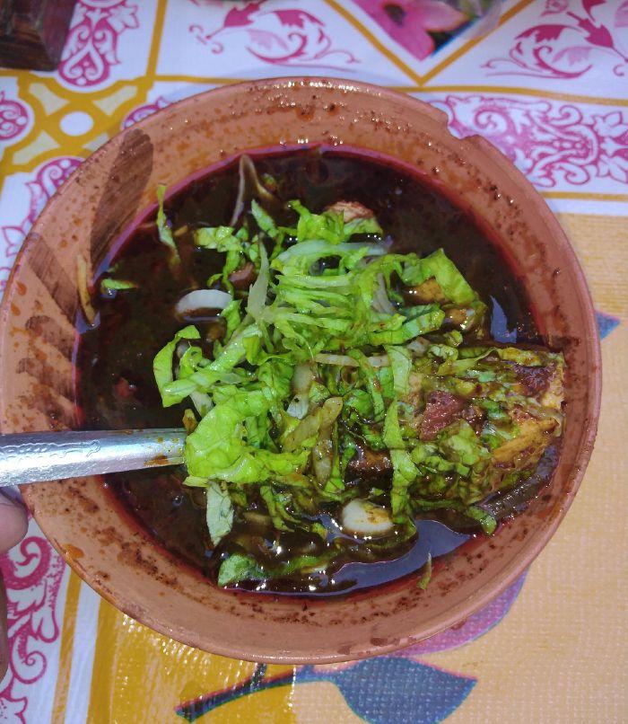 Cochito horneado en Chiapa de Corzo