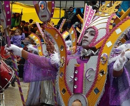 Comparsas del carnaval