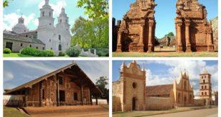 Misiones jesuitas en Sudamérica